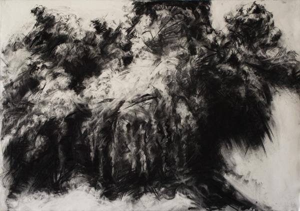 Moments de Détente dans la Vie d'un Peintre (DRAWINGS) 2011-12